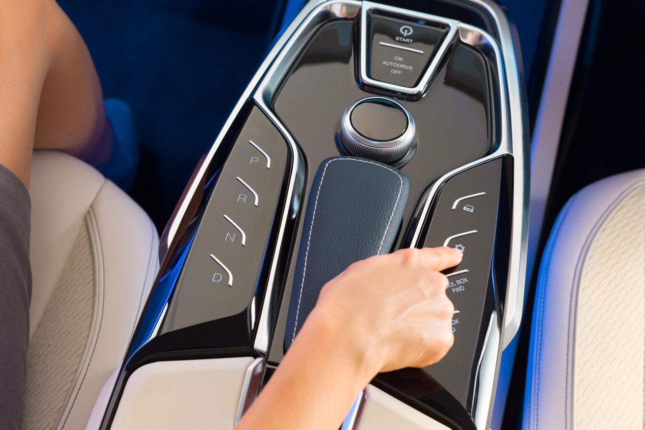 无人驾驶汽车内饰的未来愿景
