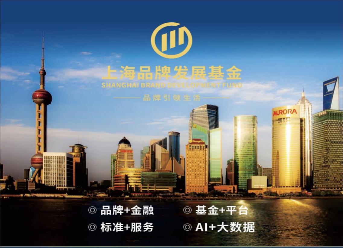 """国内首支品牌主题产业基金  上海品牌发展基金亮相首届""""品博会"""""""