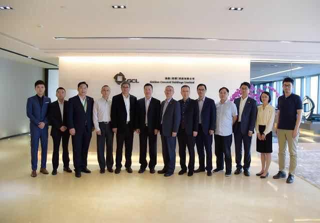 协鑫金控集团与上海电气金融集团签署战略合作协议