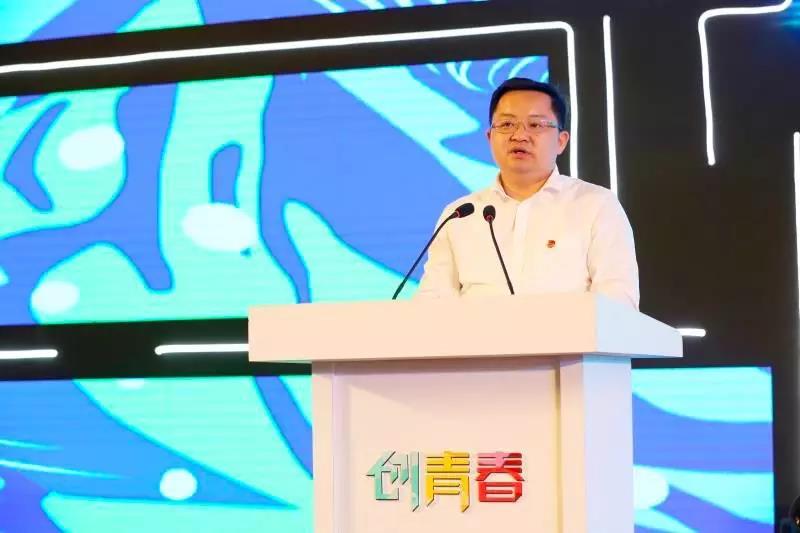 核心提示: --> 临港杯2018年创青春上海青年创新创业大赛在中国金融信息中心正式启动。  -->  6月14日下午,由共青团上海市委员会、上海市科学技术委员会、上海市互联网信息办公室、上海市经济和信息化委员会、上海市商务委员会、上海市人力资源和社会保障局、上海市农业委员会、上海市归国华侨联合会、上海市青年联合会、上海临港经济发展(集团)有限公司联合主办的临港杯2018年创青春上海青年创新创业大赛在中国金融信息中心正式启动。  活动现场 共青团上海市委员会书记、市青联名誉主席王宇,上海